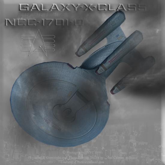 Galaxy-X-class NCC-1701-D