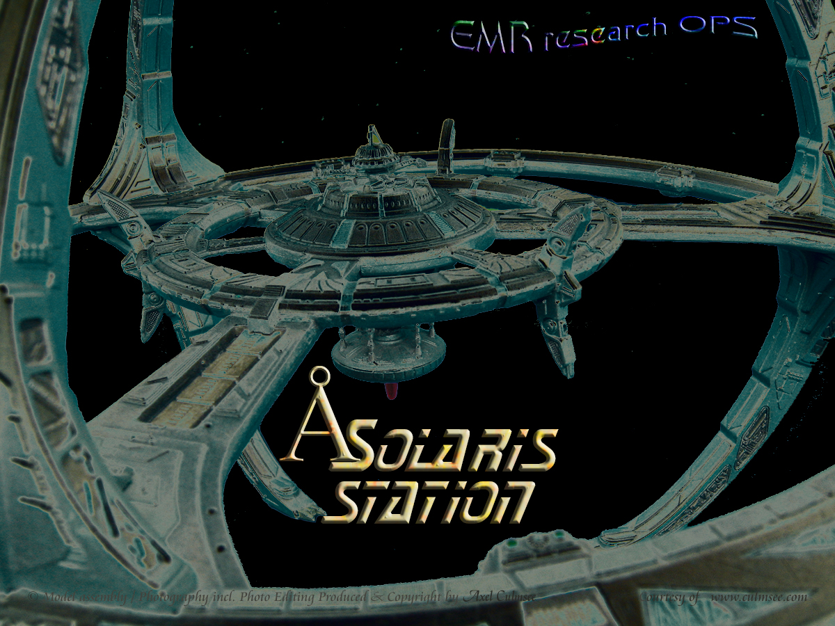 EMR research OPS DS solaris station Angstrom