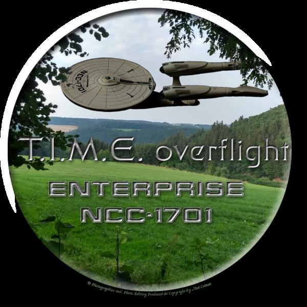 1701 T.I.M.E. overflight