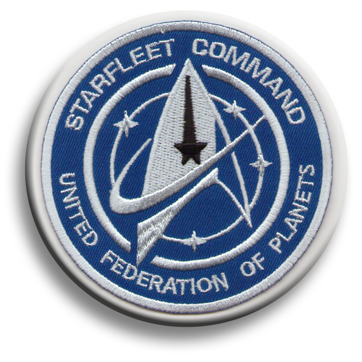 patch Starfleet Command UFP - Discovery