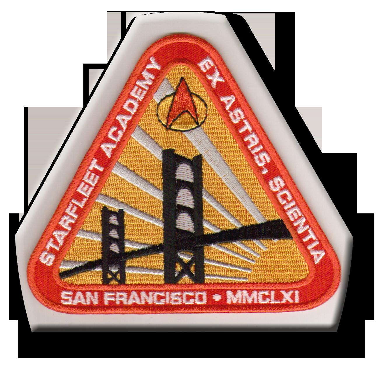 patch Starfleet Academy