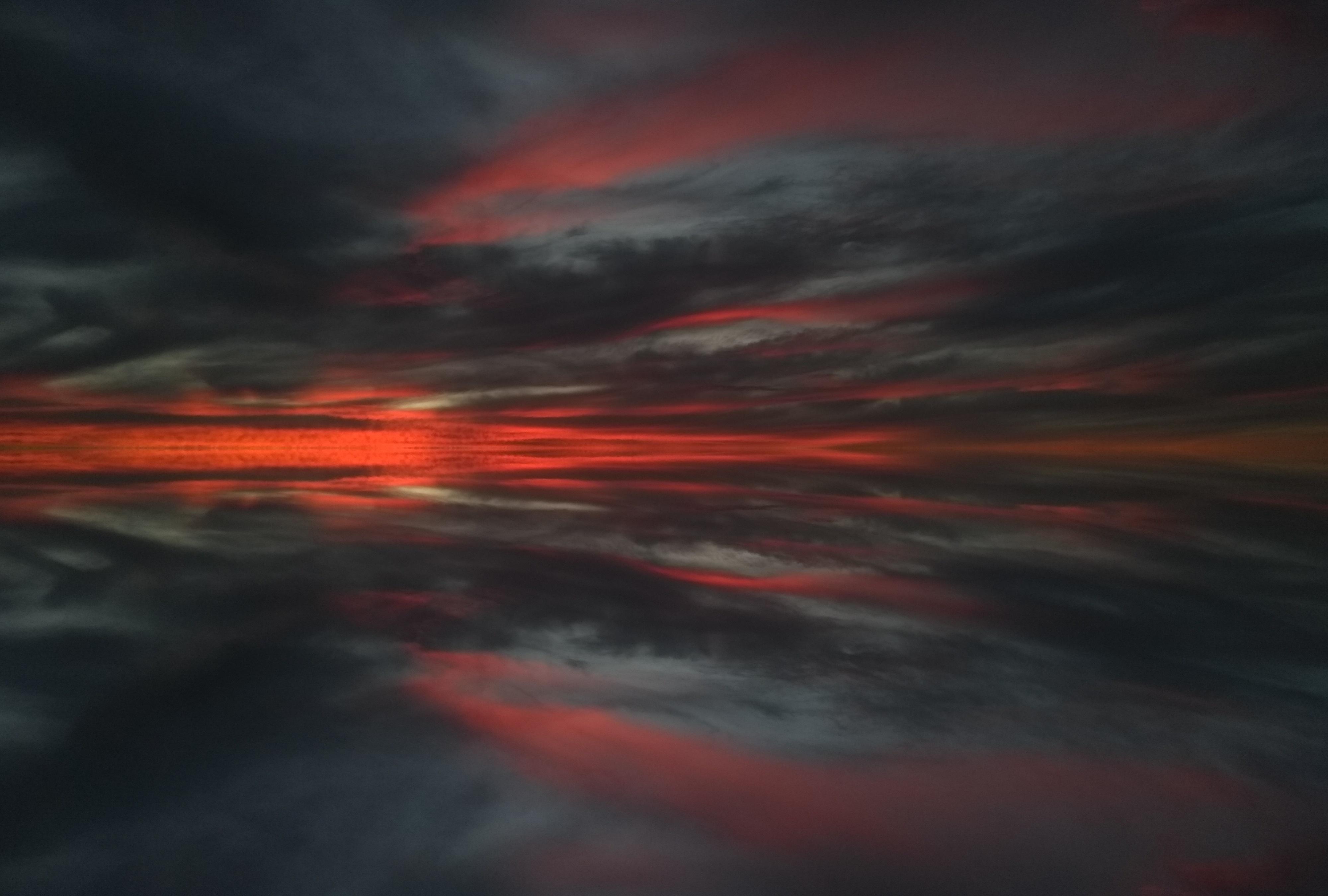 supernova remnant afterglow