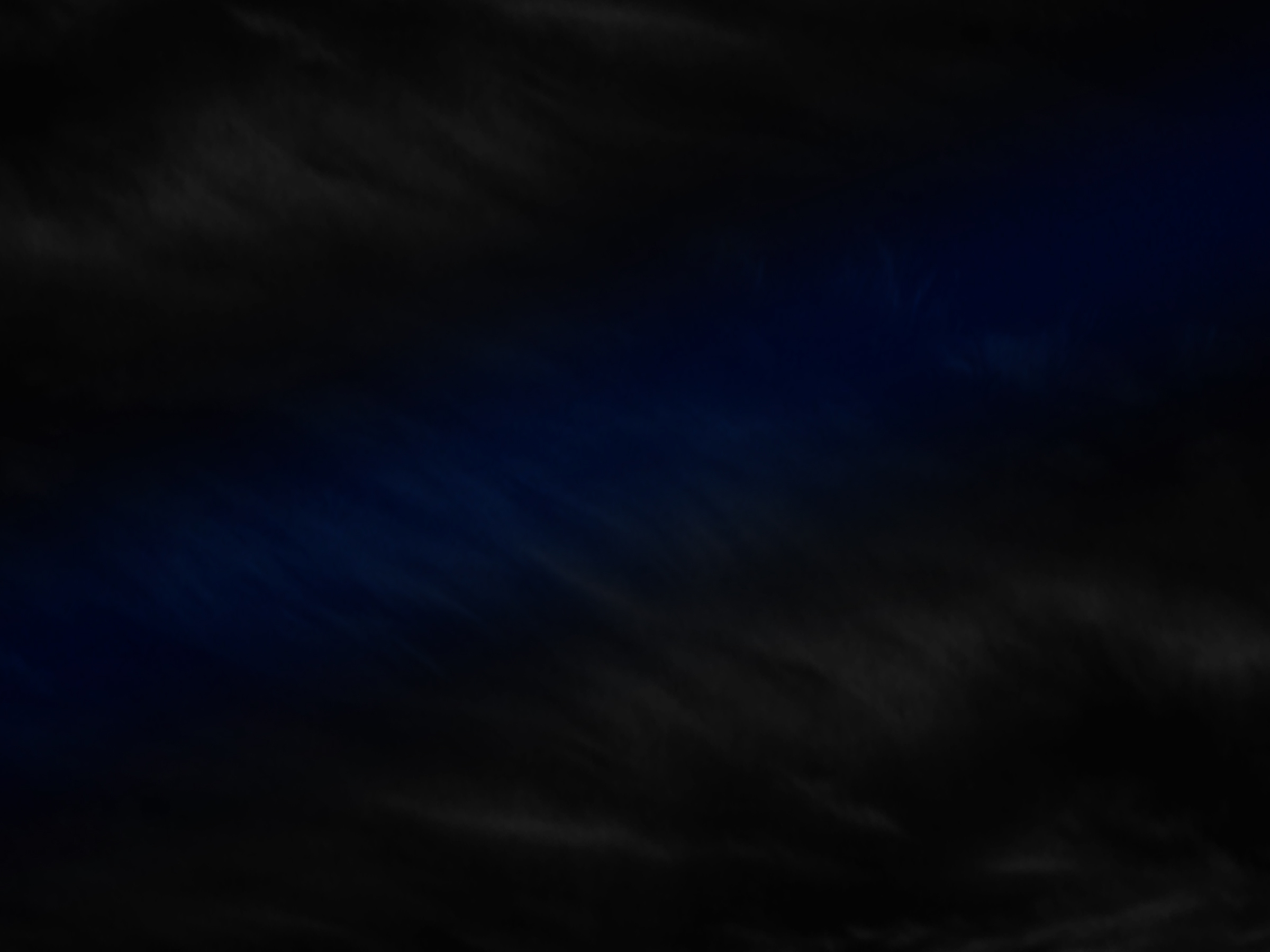 Moon sky cloudy black with blue stripe