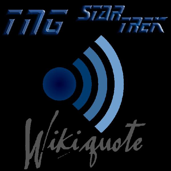 Wikiquote Star Trek TNG