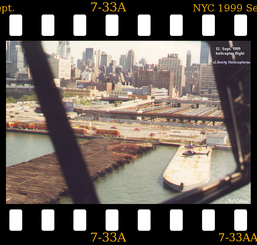 NYC 1999 September slide 7-33A seen during helicopter flight