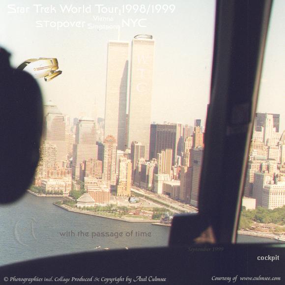 New York City 1999 September 12th helicopter flight with shuttles stopover slide 7-13A