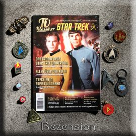 TV-Klassiker: Star Trek, Magazin vom April 2020, Rezension