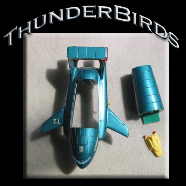 Thunderbird T2 from series Thunderbirds UK 1964-1966