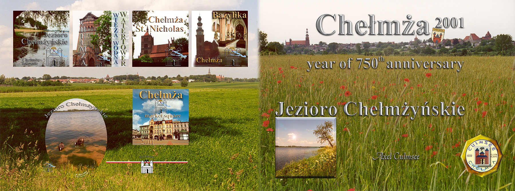 Amazon kdp Chelmza 2001 photographies incl. Cover by Axel Culmsee