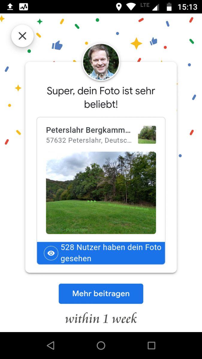 Peterslahr Bergkammweg zur Rastbank mit weitem Wiesen-Felder-Ausblick, Oktober 2020, views within 1 week