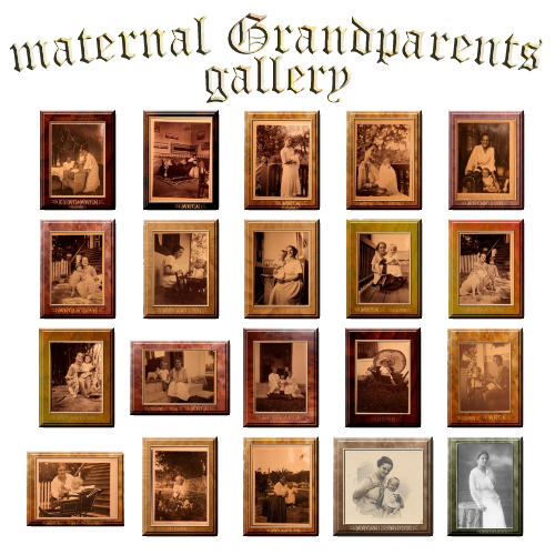 Ancestors maternal gallery