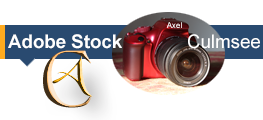 Adobe Stock account Axel Culmsee (formerly Fotolia)