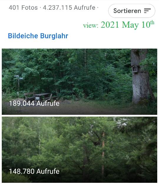 Local Guide Google Maps Bildeiche Burglahr 189k views 2021-05-10