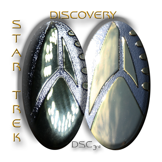 Star Trek Discovery - Admiral - 3rd season