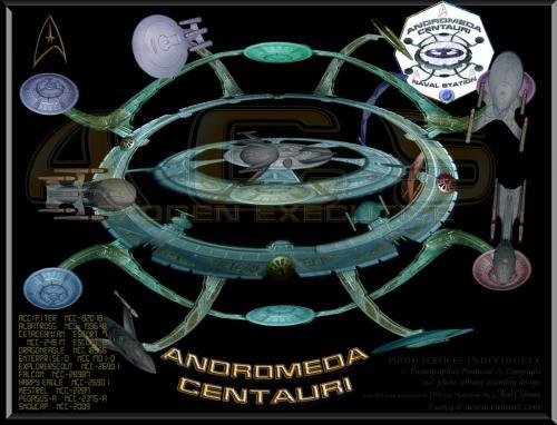 Andromeda Centauri Naval Station