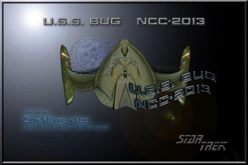 U.S.S. BUG NCC-2013