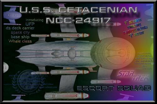 U.S.S. CETACEANIAN NCC-24917