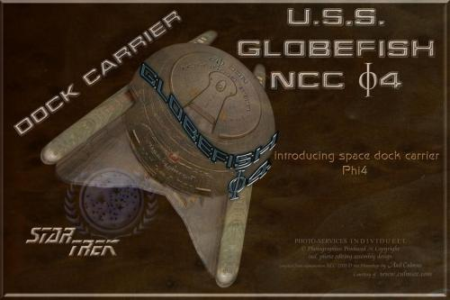 U.S.S. GLOBEFISH NCC Phi4