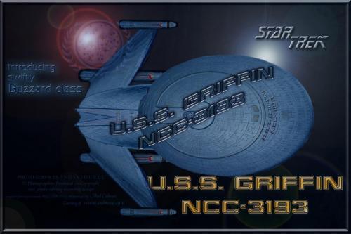 U.S.S. GRIFFIN NCC-3193