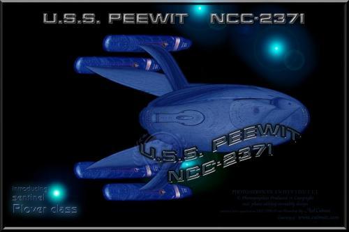 U.S.S. PEEWIT NCC-2371