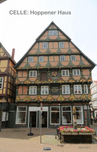 Celle Hoppener Haus