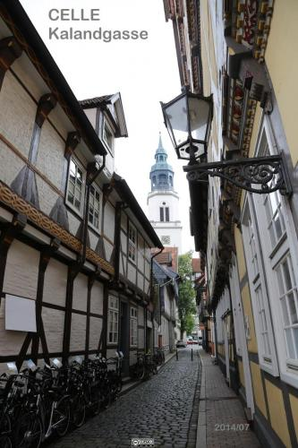 Celle Kalandgasse close